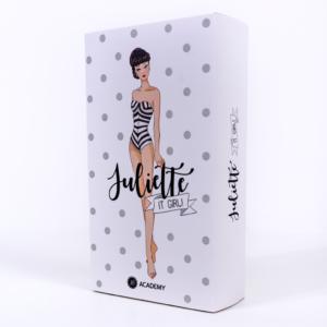 Kit Boneca Juliette JB Academy